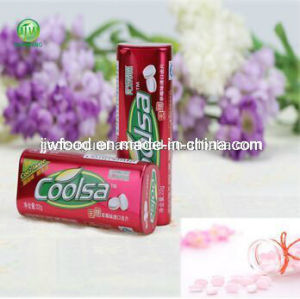 Coolsa Assorted Fruit Flaovrs Fresh Air Compressed Hard Mints pictures & photos