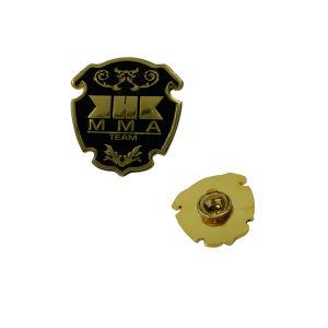 Garment Accessory Promotional Custom Logo Metal Emblem pictures & photos