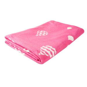Light Weight Reversible Cotton Knit Baby Blanket CB-K16011 pictures & photos