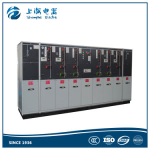 12kv High Voltage Compact Switchgear Metal-Clad AC Ring Main Unit pictures & photos