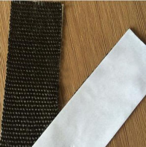 Texturized Self Adhesive Fiberglass Insulation Sealing Tape pictures & photos
