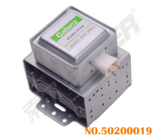 610A Microwave Oven Magnetron 1000W Mcrowave Oven Parts (50200019-Galanz-7 Sheet 6 Hole-1000W(610A)) pictures & photos