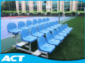Bleachers Chairs Folding Stadium Chair with UV-Resistant pictures & photos