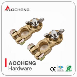 Heavy Duty Stainless Steel Trucks Battery Terminals/Brass Terminals pictures & photos