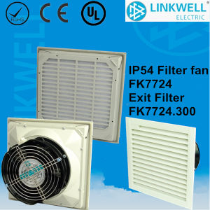 China High Efficient Exhaust Fan with Ventilation Shutter (FK7724) pictures & photos