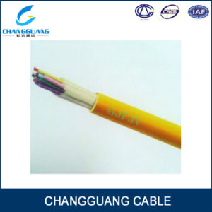 High Quality Indoor GJFJV 24 Core Fiber Optical Cable Price pictures & photos