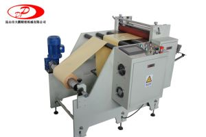 Roll up Paper Sheeting Machine (roll to sheet cutting) pictures & photos