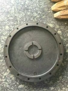 Sany Hydraulic Diesel Cylinder Side Cover for Excavator Swing Motor pictures & photos