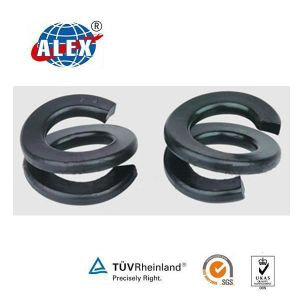 Double Coil Spring Washer for Railway Fastening
