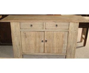 Chinese Antique Elm Wood Cabinet Lwb763 pictures & photos