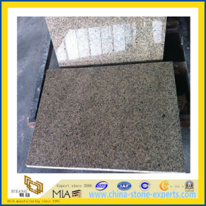 Kashmir Gold Granite Polished Tile for Wall and Floor (YQA-GT1034) pictures & photos