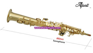 Afanti Music / Straight Soprano Saxophone (AFSST-400) pictures & photos