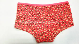 Allover Printed New Style Lady Briefs pictures & photos