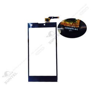 with CT3s1255FPC-A1-E Mobile Touch Screen for Own Selfie pictures & photos