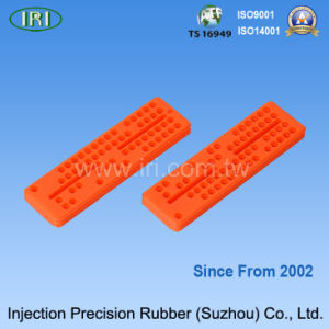 Sealing of Connector with Silicone Rubber