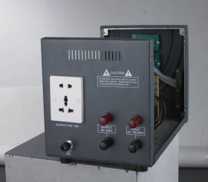 New Design Single Phase Digital Voltage Stabilizer for Home Appliance 5000va pictures & photos