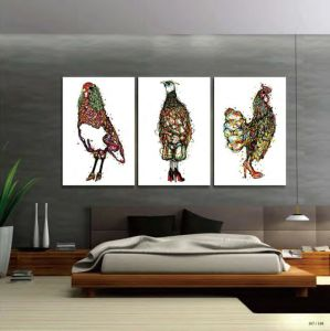 Customized Fashion Hand Painted Ceramic Tile Paintings pictures & photos