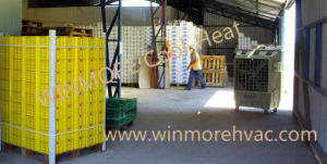 Air Cooling/ Evaporative Air Cooler/ Industrial Evaporative Air Conditioner/ Water Air Cooler From Winmore Wm30 pictures & photos