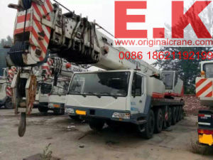 2008 Zoomlion Hydraulic Truck Mobile Crane Construction Equipment (QY130H) pictures & photos