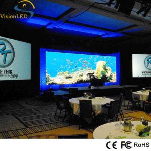 Indoor Full Color Rental SMD P4 LED Videotron for Hotel