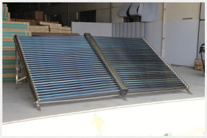 500L Non Pressure Solar Collector for Project with CE Certificate pictures & photos