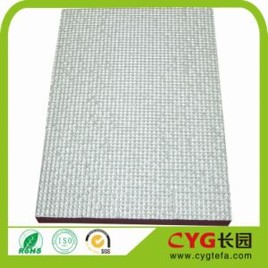 Heat Insulation XPE Closed Cell Foam Backed Aluminum Foil Foam Roof Insulation pictures & photos
