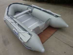 PVC 290cm Inflatable Sport Tender Dinghy Boat pictures & photos