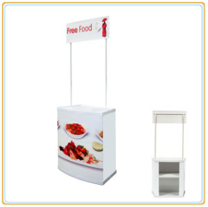 Hot Sell Market Promotion Counter, Advertising Table pictures & photos