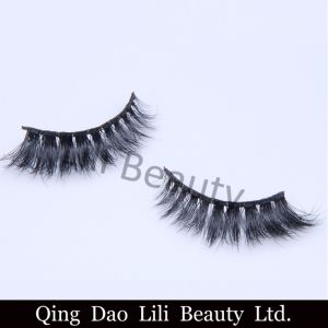 Alibaba Best Sellers Own Brand 3D Mink Eyelashes with Custom Eyelash Box pictures & photos