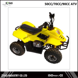 Children ATV 50cc as Gift Cheap Quad Beautiful Mini ATV Quad pictures & photos