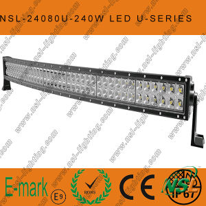 40 Inches 240W CREE LED Light Bar off Road Driving pictures & photos