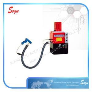 Xj0141 Hot Glue Spraying Machine/Gluing Machine pictures & photos