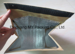 OEM Non Woven Insulated Disposable Promotion Picnic Lunch Bag pictures & photos