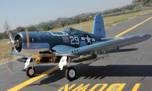 Epo 3D Flying Jet Plane F4u RC Hobby Plane pictures & photos