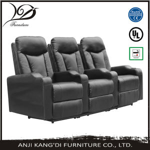 Home Theater Chair/Folding Cinema Chair/ Cinema Chair/Theater Chair/Okin Motor Theater Chair/Kd-Th7063 pictures & photos