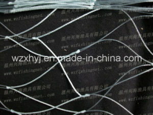 White Strong Cheap Nylon Monofilament Fishing Net (1.00mm-1.50mm) pictures & photos