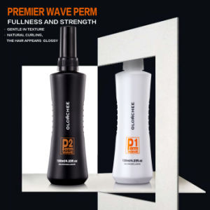 Natural Curl Cold Wave Alkaline Hair Perm Lotion for Salon pictures & photos