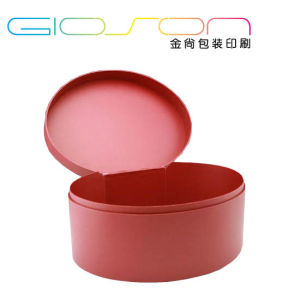 Custom Printing Cardboard Round Box/ Paper Gift Packaging pictures & photos