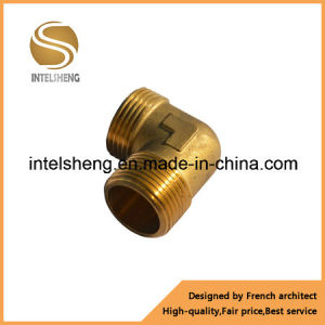 Brass Joint Pipe Fitting Cross Fitting (TFF-040-03) pictures & photos