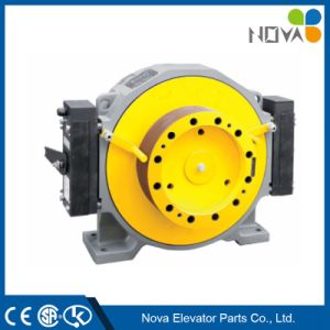 Elevator Motor Machine, Permanent Magnet Motor for Elevator pictures & photos