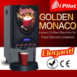 Best Instant Coffee Machine -Golden Monaco pictures & photos