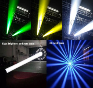 330W 15r /350W 17r 3in1 Moving Head Beam Light pictures & photos