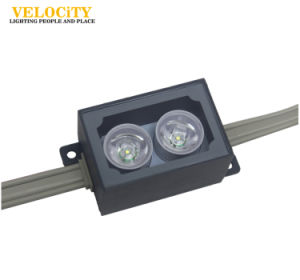 Color Changing LED Point Light pictures & photos
