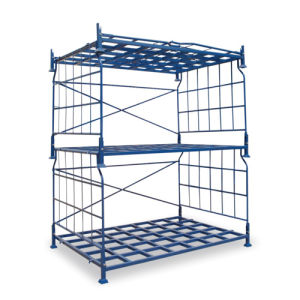 Heavy Duty Stackable Steel Rack pictures & photos