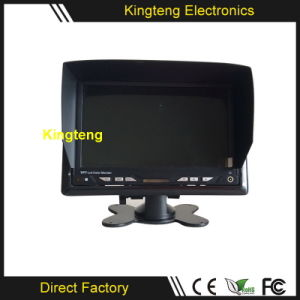 Super 7 Inch Color TFT LCD Display Screen Car Monitor Reverse Camera System for Bus Truck Trailer Tractor