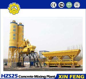 Js1500 Twin Shaft Concrete Mixer of 75-90m3/H Concrete Mixing Plant pictures & photos