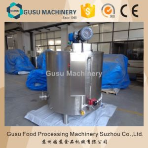 SGS Chocolate Storage Tank for Storing Chocolate Mass Gusu Machinery pictures & photos