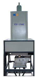 High Temperature 1700c Vertical Tube Furnace for Laboratory Equipment