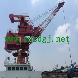 Ship Cargo Crane, Marine Crane, Deck Crane
