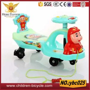 Blue Yellow Orang Pink Lovely Baby Swing Car pictures & photos